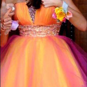 Dresses & Skirts - Sherri hill inspired prom dress